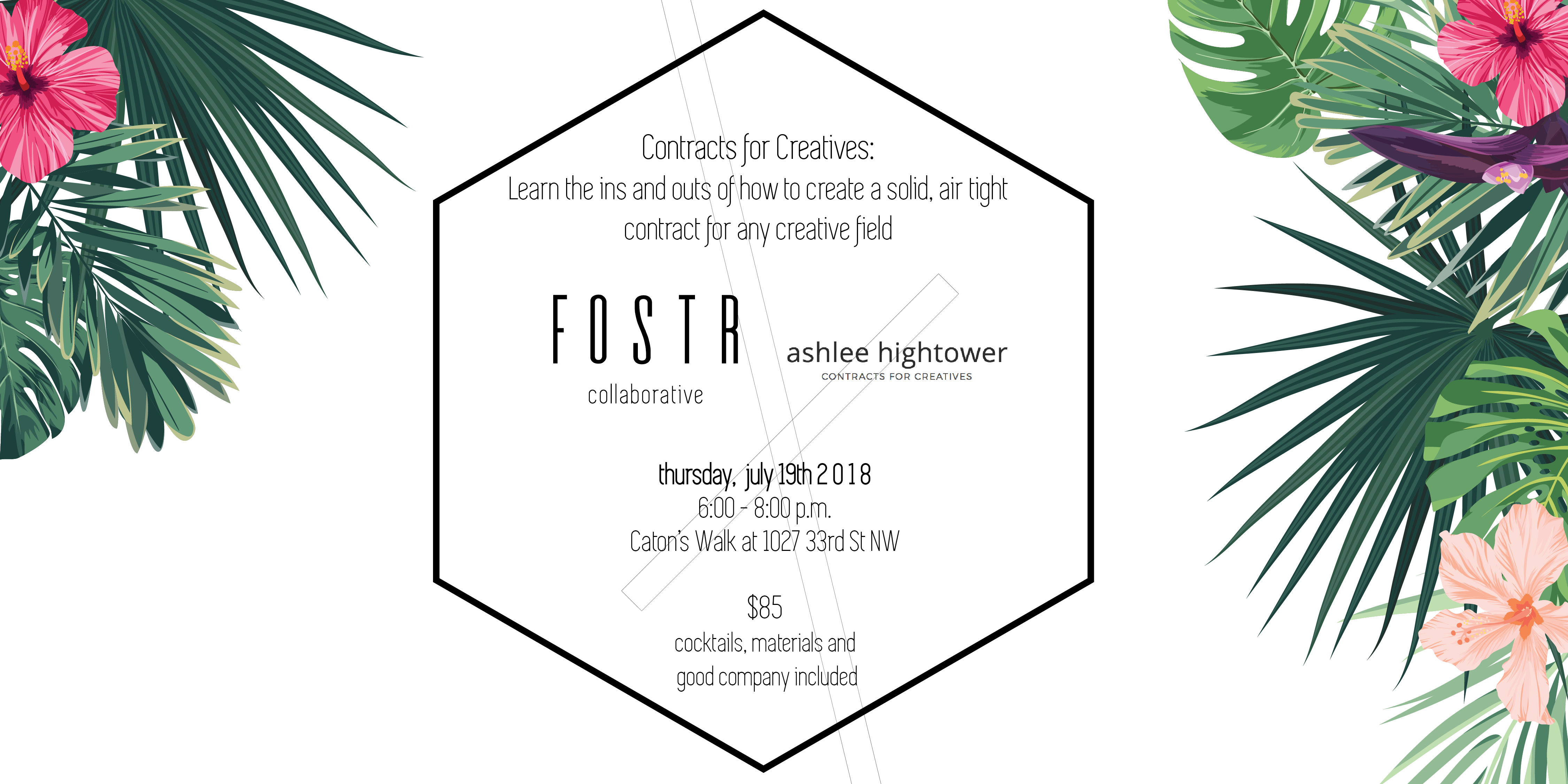 Contracts for Creatives | Ashlee Hightower | Workshop