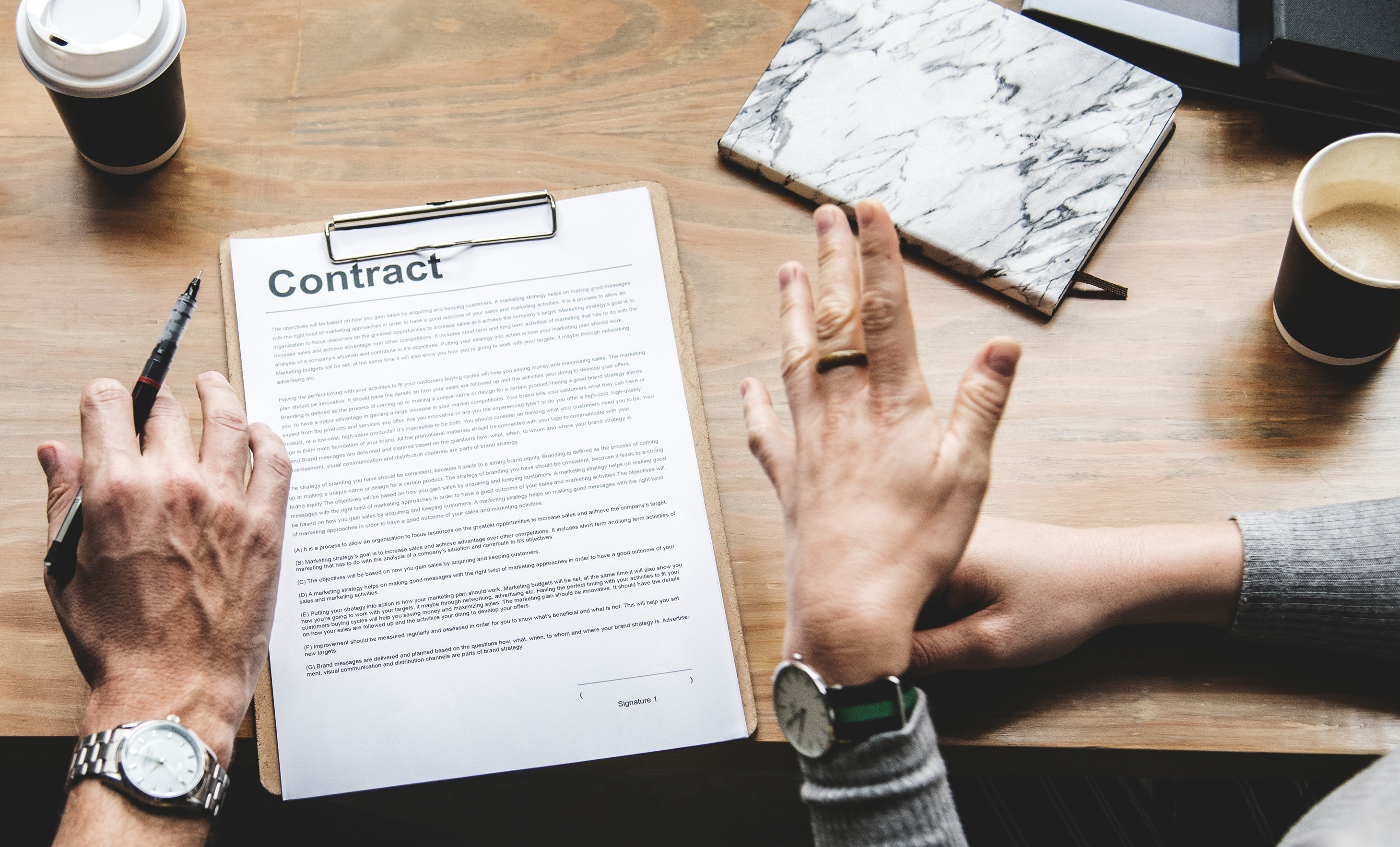 Influencer Contracts - What You Need to Know | Contracts for Creatives
