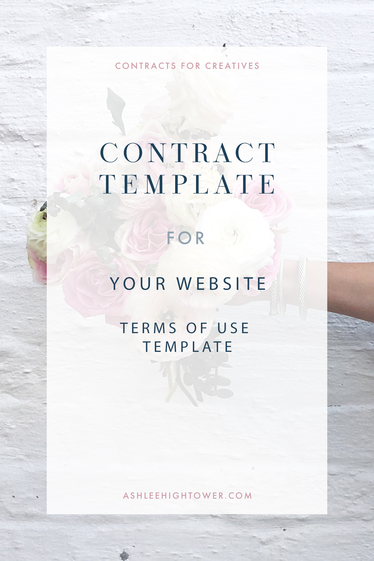 Terms of Use for Website | Contracts for Creatives